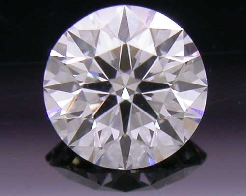 0.318 ct E VS1 A CUT ABOVE® Hearts and Arrows Super Ideal Round Cut Loose Diamond