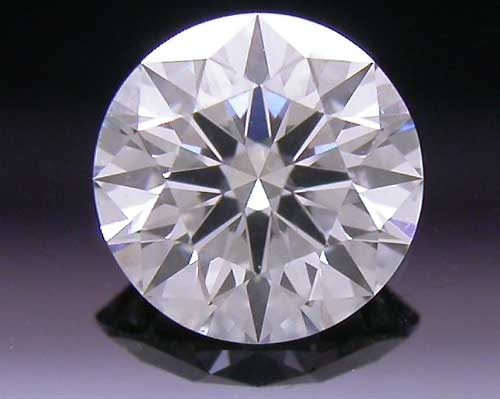 0.306 ct F VS2 A CUT ABOVE® Hearts and Arrows Super Ideal Round Cut Loose Diamond
