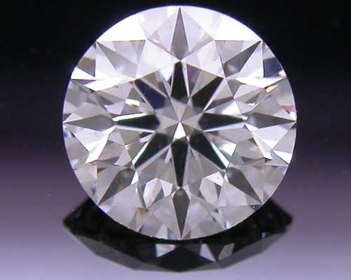 0.361 ct G SI1 A CUT ABOVE® Hearts and Arrows Super Ideal Round Cut Loose Diamond