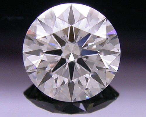 0.742 ct J VS1 A CUT ABOVE® Hearts and Arrows Super Ideal Round Cut Loose Diamond