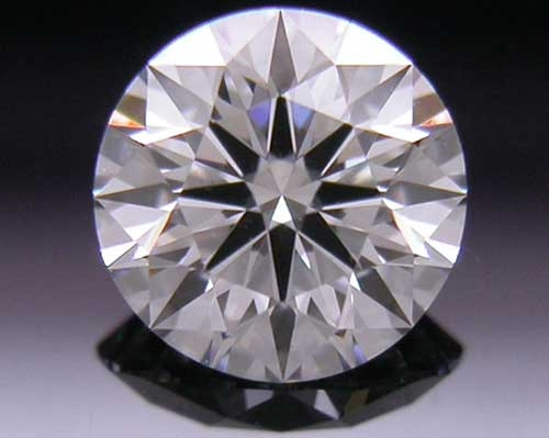 0.337 ct G VS2 A CUT ABOVE® Hearts and Arrows Super Ideal Round Cut Loose Diamond