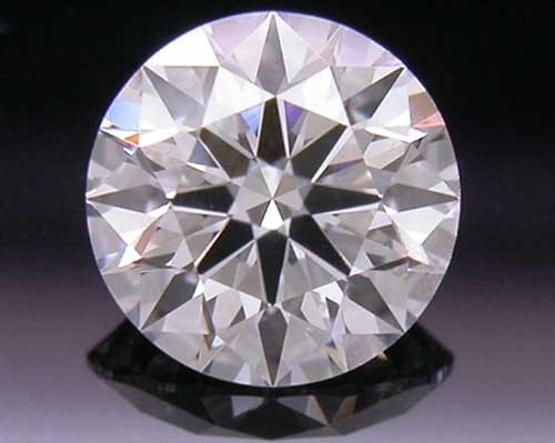 0.357 ct F VS2 A CUT ABOVE® Hearts and Arrows Super Ideal Round Cut Loose Diamond