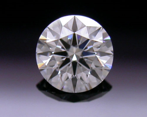 0.306 ct G VVS2 A CUT ABOVE® Hearts and Arrows Super Ideal Round Cut Loose Diamond