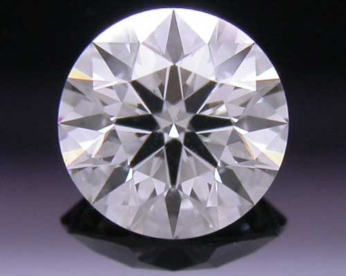0.321 ct H SI2 A CUT ABOVE® Hearts and Arrows Super Ideal Round Cut Loose Diamond