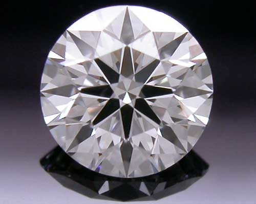 0.327 ct H VS2 A CUT ABOVE® Hearts and Arrows Super Ideal Round Cut Loose Diamond