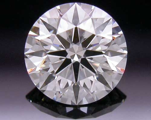 0.343 ct G VS1 A CUT ABOVE® Hearts and Arrows Super Ideal Round Cut Loose Diamond