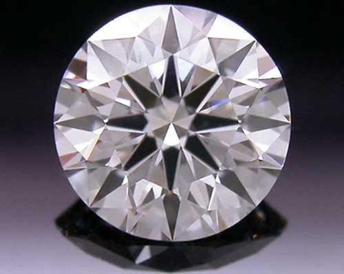 0.367 ct G SI1 A CUT ABOVE® Hearts and Arrows Super Ideal Round Cut Loose Diamond