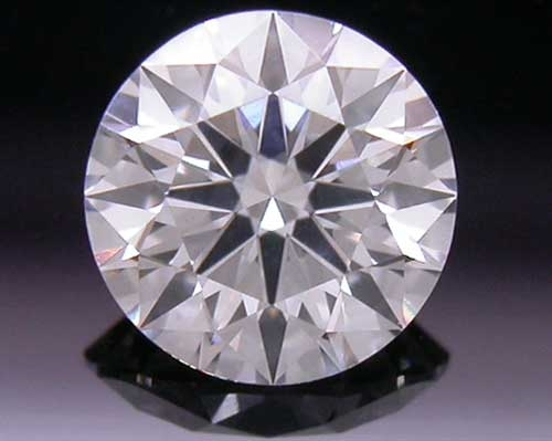 0.35 ct F SI2 A CUT ABOVE® Hearts and Arrows Super Ideal Round Cut Loose Diamond