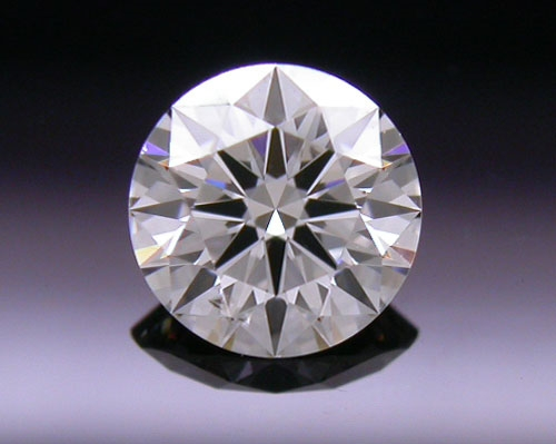 0.30 ct I SI1 A CUT ABOVE® Hearts and Arrows Super Ideal Round Cut Loose Diamond
