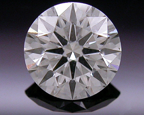 0.304 ct J SI1 A CUT ABOVE® Hearts and Arrows Super Ideal Round Cut Loose Diamond