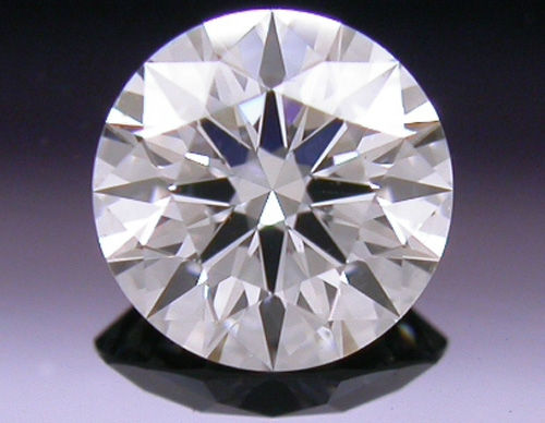 0.307 ct I SI1 A CUT ABOVE® Hearts and Arrows Super Ideal Round Cut Loose Diamond