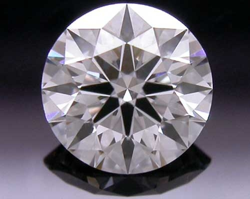 0.392 ct G VS2 A CUT ABOVE® Hearts and Arrows Super Ideal Round Cut Loose Diamond