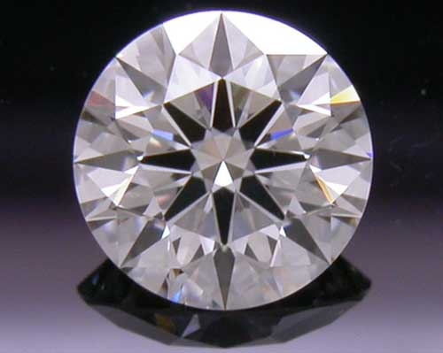 0.39 ct H VS2 A CUT ABOVE® Hearts and Arrows Super Ideal Round Cut Loose Diamond