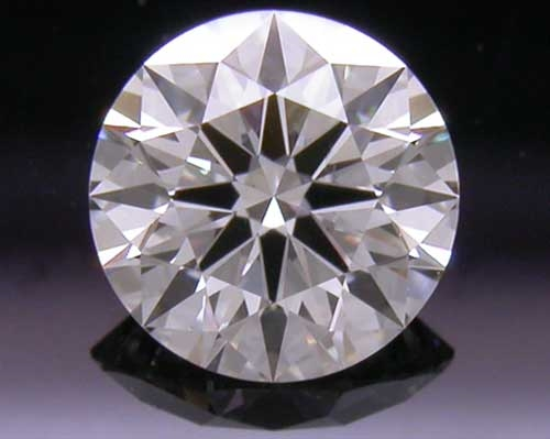 0.396 ct H VS2 A CUT ABOVE® Hearts and Arrows Super Ideal Round Cut Loose Diamond