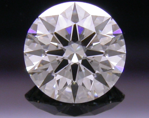 0.397 ct I VS2 A CUT ABOVE® Hearts and Arrows Super Ideal Round Cut Loose Diamond