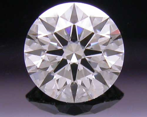 0.394 ct H SI2 A CUT ABOVE® Hearts and Arrows Super Ideal Round Cut Loose Diamond