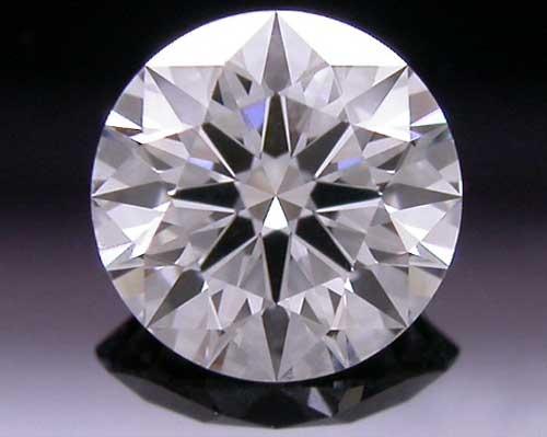 0.388 ct D VVS2 A CUT ABOVE® Hearts and Arrows Super Ideal Round Cut Loose Diamond