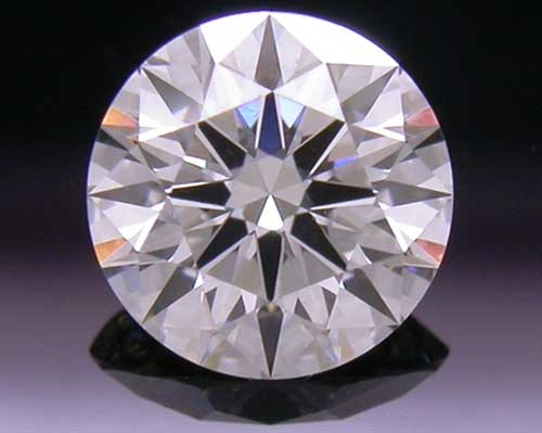 0.502 ct G VS2 A CUT ABOVE® Hearts and Arrows Super Ideal Round Cut Loose Diamond