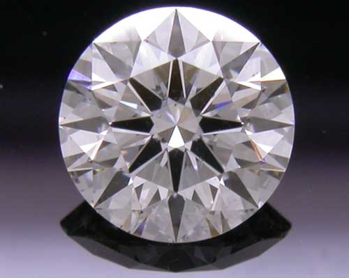 0.505 ct G SI2 A CUT ABOVE® Hearts and Arrows Super Ideal Round Cut Loose Diamond