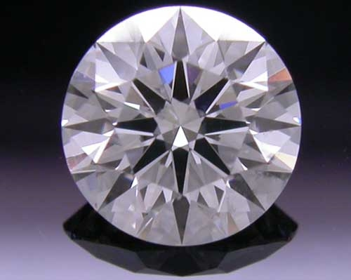 0.544 ct G SI2 A CUT ABOVE® Hearts and Arrows Super Ideal Round Cut Loose Diamond