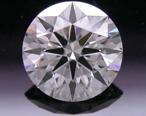 0.58 ct I SI1 A CUT ABOVE® Hearts and Arrows Super Ideal Round Cut Loose Diamond