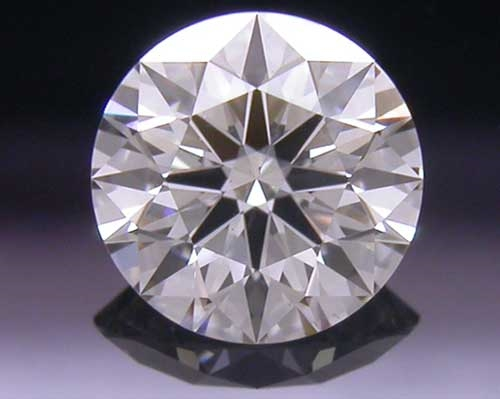 0.506 ct I VS2 A CUT ABOVE® Hearts and Arrows Super Ideal Round Cut Loose Diamond