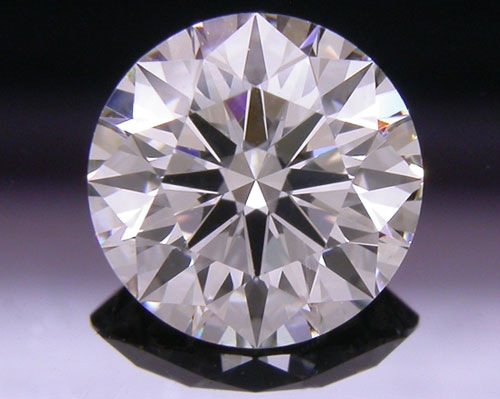 0.736 ct I VS2 A CUT ABOVE® Hearts and Arrows Super Ideal Round Cut Loose Diamond