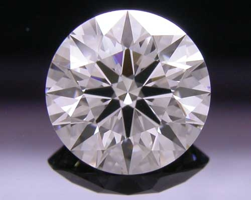 0.741 ct I VS1 A CUT ABOVE® Hearts and Arrows Super Ideal Round Cut Loose Diamond