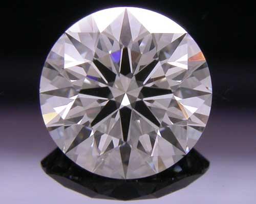 0.76 ct J VVS2 A CUT ABOVE® Hearts and Arrows Super Ideal Round Cut Loose Diamond