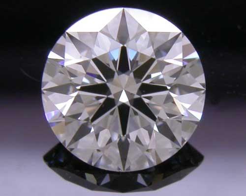 0.561 ct E VS2 A CUT ABOVE® Hearts and Arrows Super Ideal Round Cut Loose Diamond