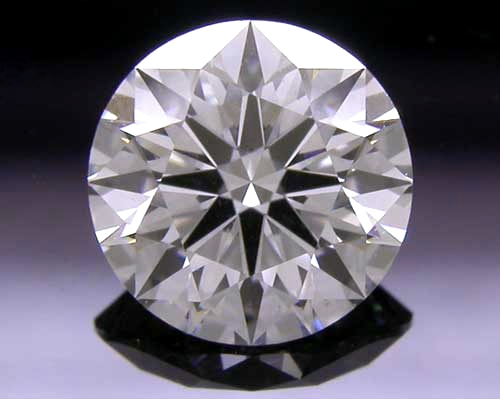 0.575 ct H VS2 A CUT ABOVE® Hearts and Arrows Super Ideal Round Cut Loose Diamond