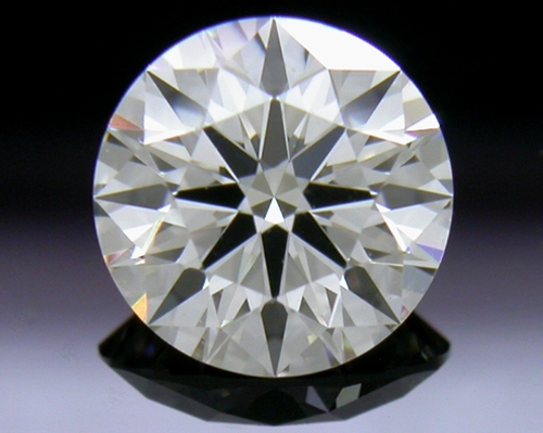 0.722 ct I VS2 A CUT ABOVE® Hearts and Arrows Super Ideal Round Cut Loose Diamond