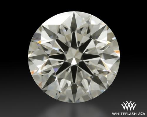 0.83 ct J VVS1 A CUT ABOVE® Hearts and Arrows Super Ideal Round Cut Loose Diamond