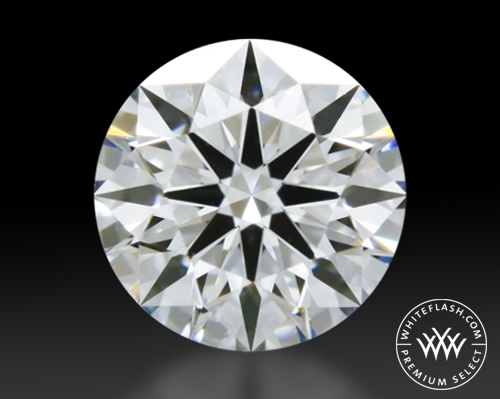 0.333 ct F VS2 Premium Select Round Cut Loose Diamond