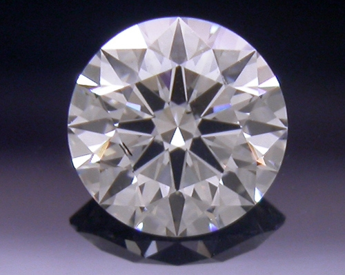 0.318 ct I SI2 A CUT ABOVE® Hearts and Arrows Super Ideal Round Cut Loose Diamond