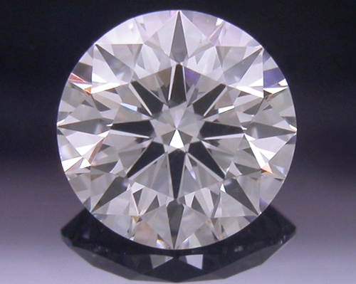 0.495 ct G VS2 A CUT ABOVE® Hearts and Arrows Super Ideal Round Cut Loose Diamond