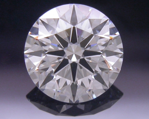 0.463 ct G VS2 A CUT ABOVE® Hearts and Arrows Super Ideal Round Cut Loose Diamond