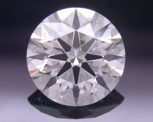 0.461 ct E SI1 A CUT ABOVE® Hearts and Arrows Super Ideal Round Cut Loose Diamond