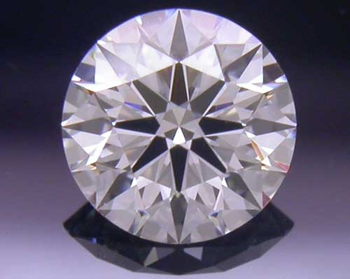 0.337 ct F VS2 A CUT ABOVE® Hearts and Arrows Super Ideal Round Cut Loose Diamond
