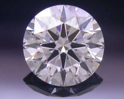 0.322 ct F SI1 A CUT ABOVE® Hearts and Arrows Super Ideal Round Cut Loose Diamond