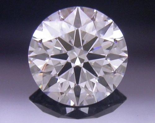 0.332 ct E VS2 A CUT ABOVE® Hearts and Arrows Super Ideal Round Cut Loose Diamond