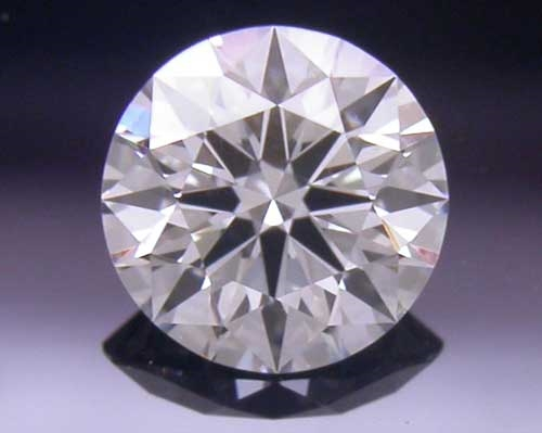 0.317 ct G VS2 A CUT ABOVE® Hearts and Arrows Super Ideal Round Cut Loose Diamond