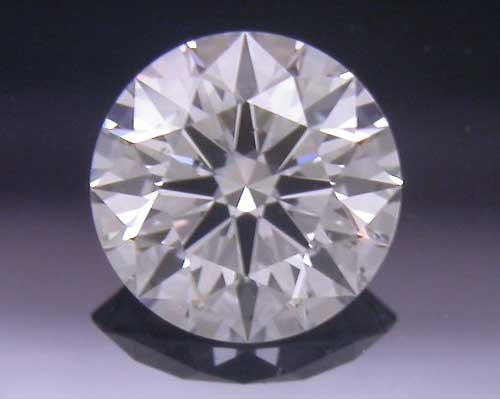 0.324 ct G SI1 A CUT ABOVE® Hearts and Arrows Super Ideal Round Cut Loose Diamond