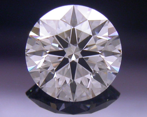 0.458 ct G VS2 A CUT ABOVE® Hearts and Arrows Super Ideal Round Cut Loose Diamond