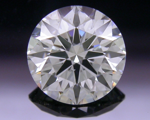 0.783 ct I SI1 A CUT ABOVE® Hearts and Arrows Super Ideal Round Cut Loose Diamond