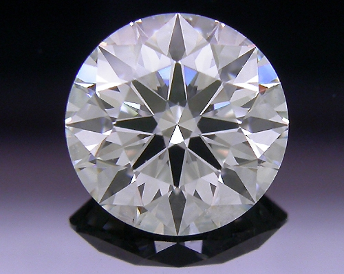 0.763 ct G SI2 A CUT ABOVE® Hearts and Arrows Super Ideal Round Cut Loose Diamond