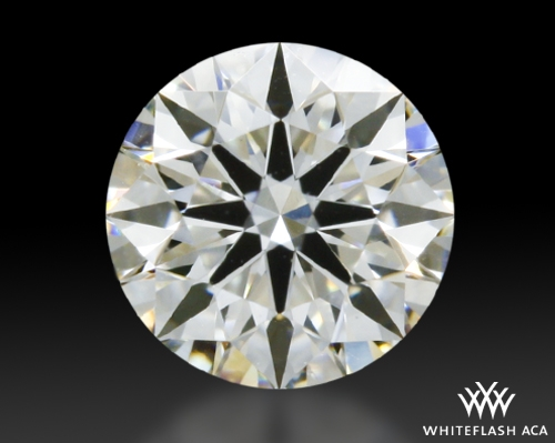 0.28 ct I VS2 A CUT ABOVE® Hearts and Arrows Super Ideal Round Cut Loose Diamond