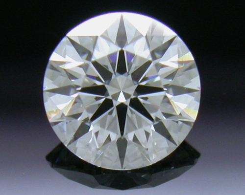 0.388 ct D SI1 A CUT ABOVE® Hearts and Arrows Super Ideal Round Cut Loose Diamond