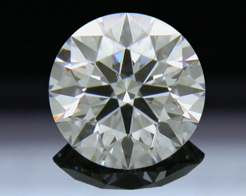 0.326 ct E SI1 A CUT ABOVE® Hearts and Arrows Super Ideal Round Cut Loose Diamond