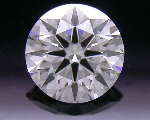 0.53 ct F SI1 Expert Selection Round Cut Loose Diamond